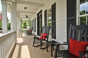Tega Cay Front Porch