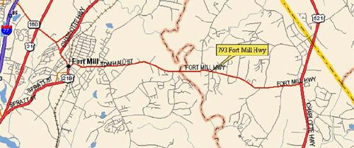 MacMillian PArk MAp