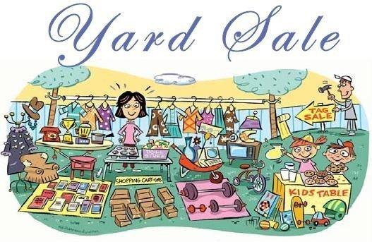 Baxter Village Yard Sale
