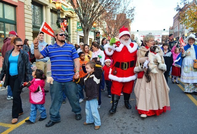 Rock Hill Christmasville