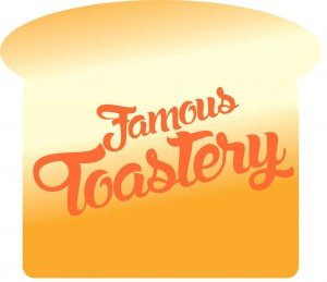 New Famous Toastery Logo