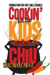 Cooking for the kids chili showdown logo