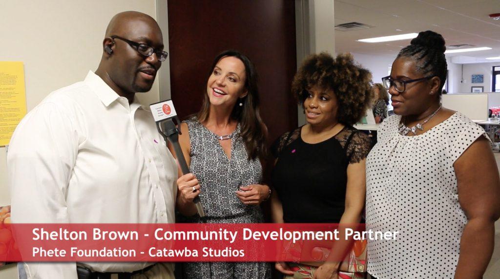 Catawba Studios and the Phete Foundation