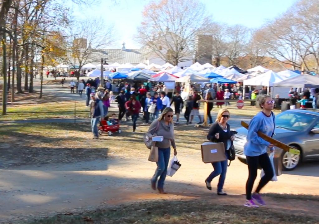 craft-fair-at-the-anne-springs-close-greenway-dairy-barn