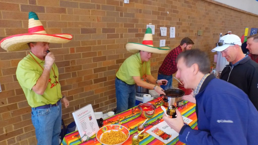 Fort Mill Schools Chili Cookof