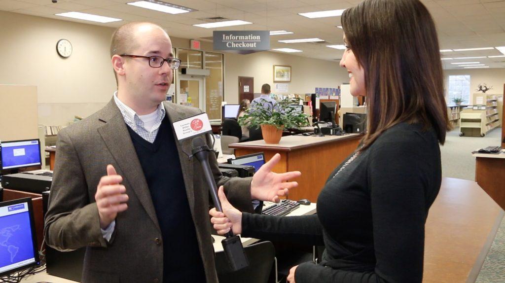 Jason Hyatt Director York County Library Interview