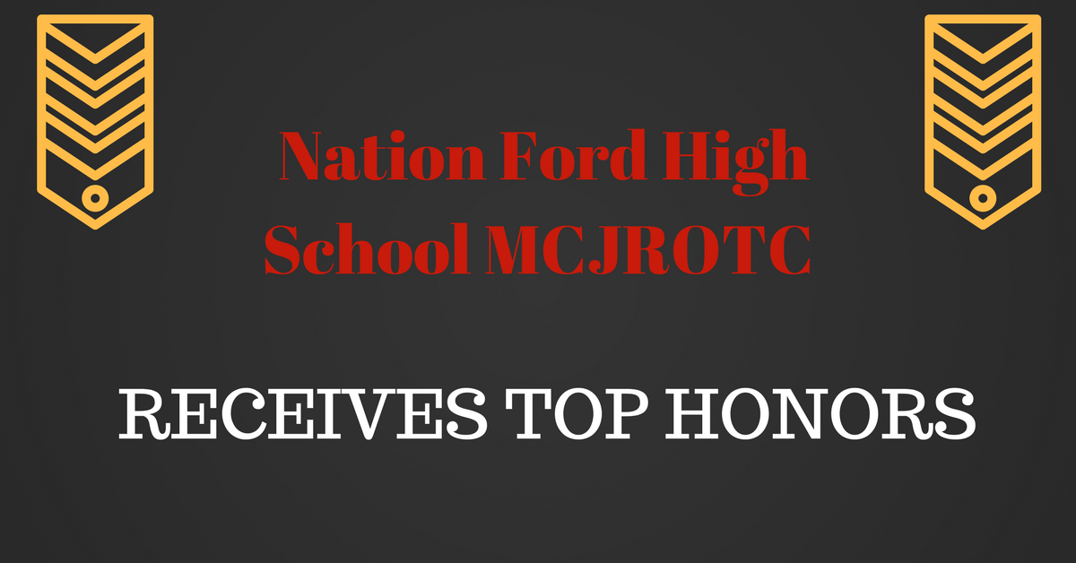 Nation Ford High School MCJROTC