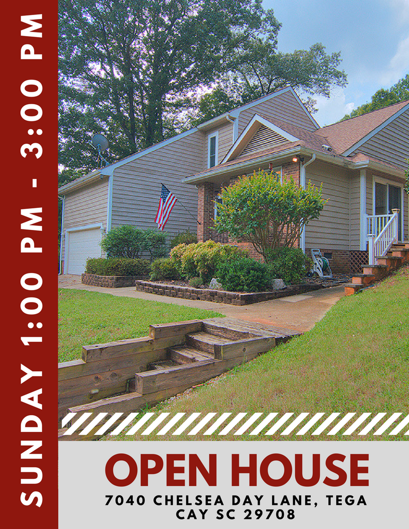 Open House Sunday 9 24 1 00 Pm 3 00 Pm 7040