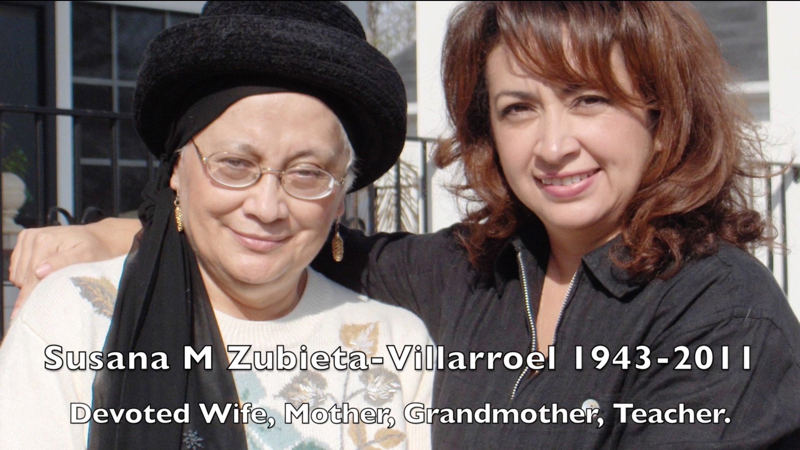 Carmen Miller and Susana Zubieta
