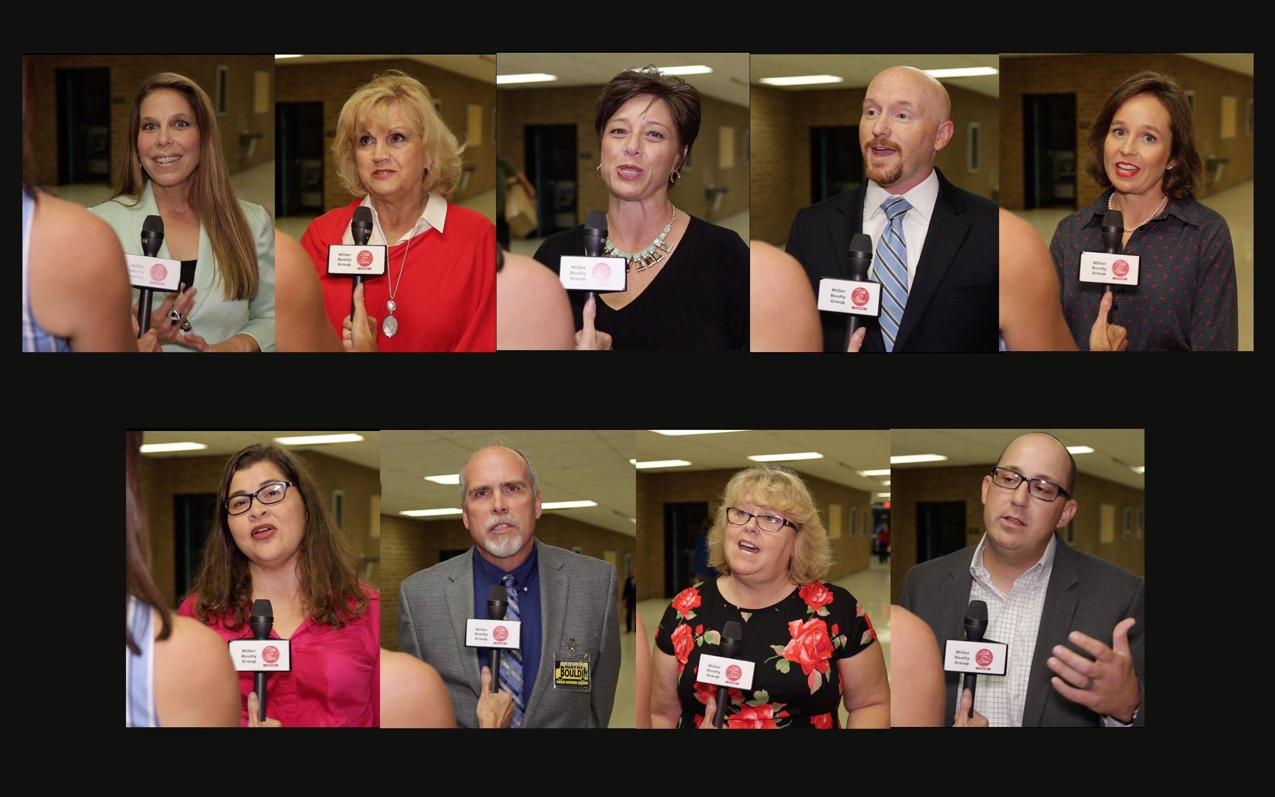 Fort Mill School Board Candidates 2018